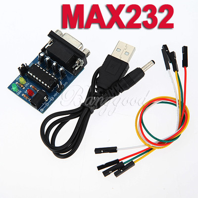 RS232 To TTL Converter Module on eBay